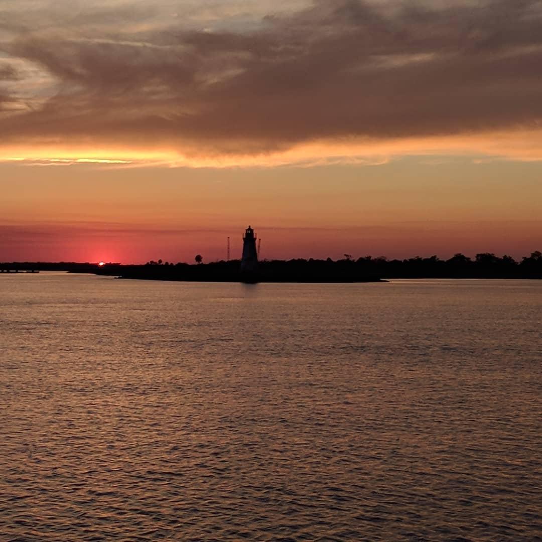 Savannah sunset…