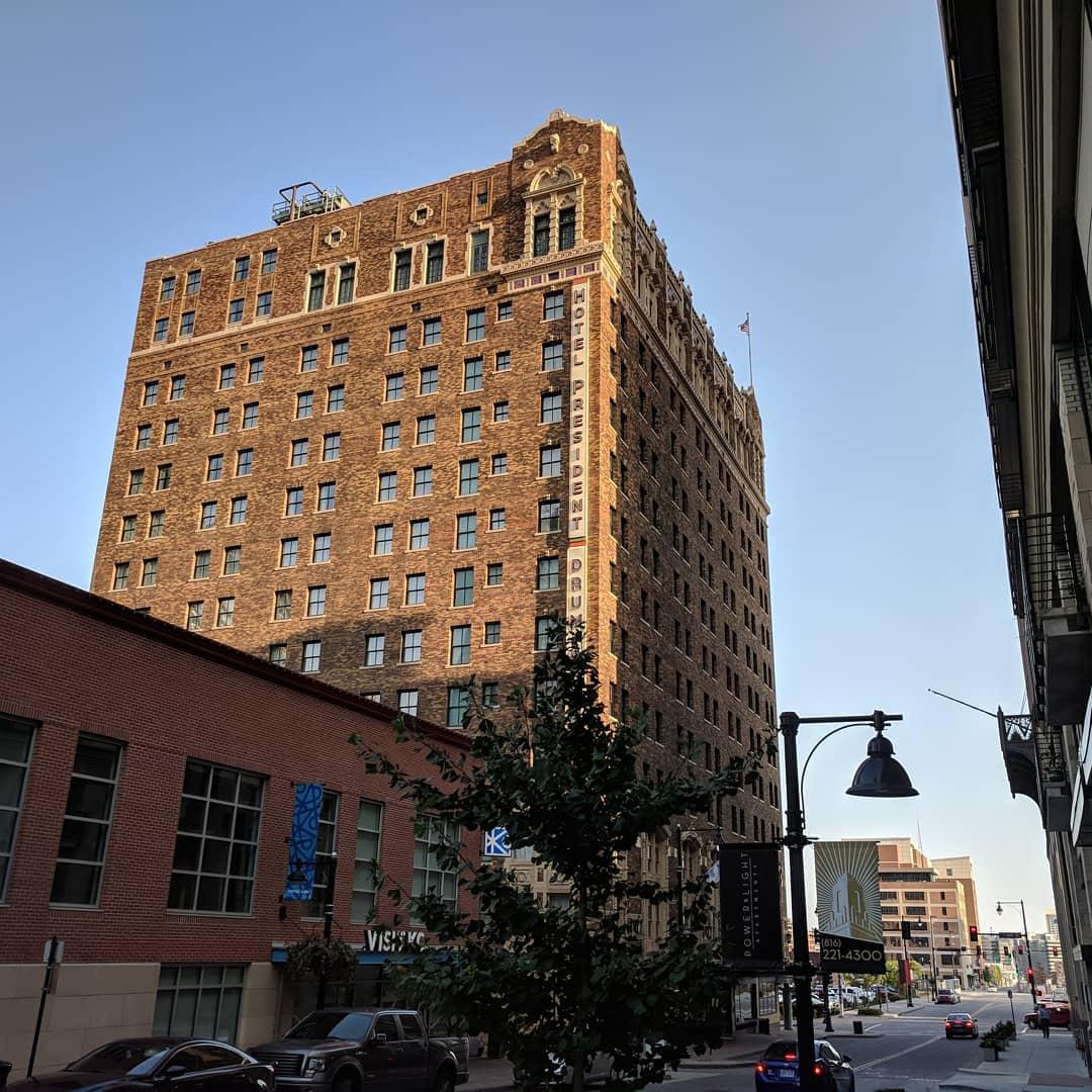 A Kansas City landmark…