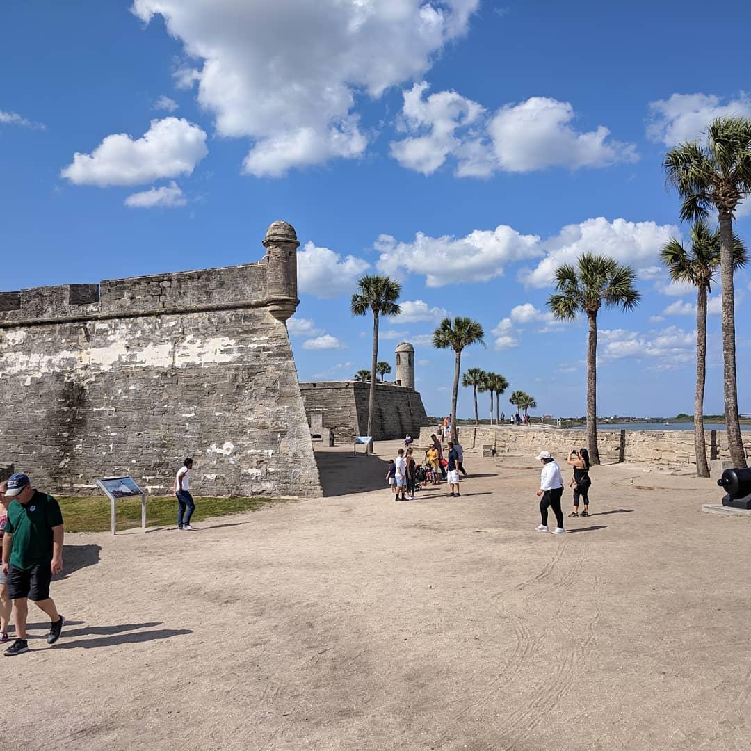 St Augustine, Florida.
