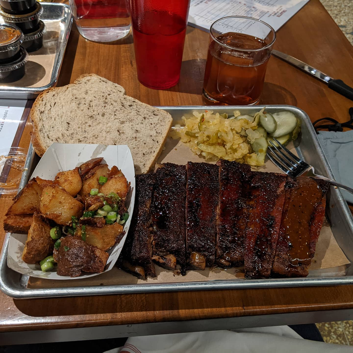 I know I've been here before, but I couldn't resist more #mabelsbbq #chefsymon #cleveland