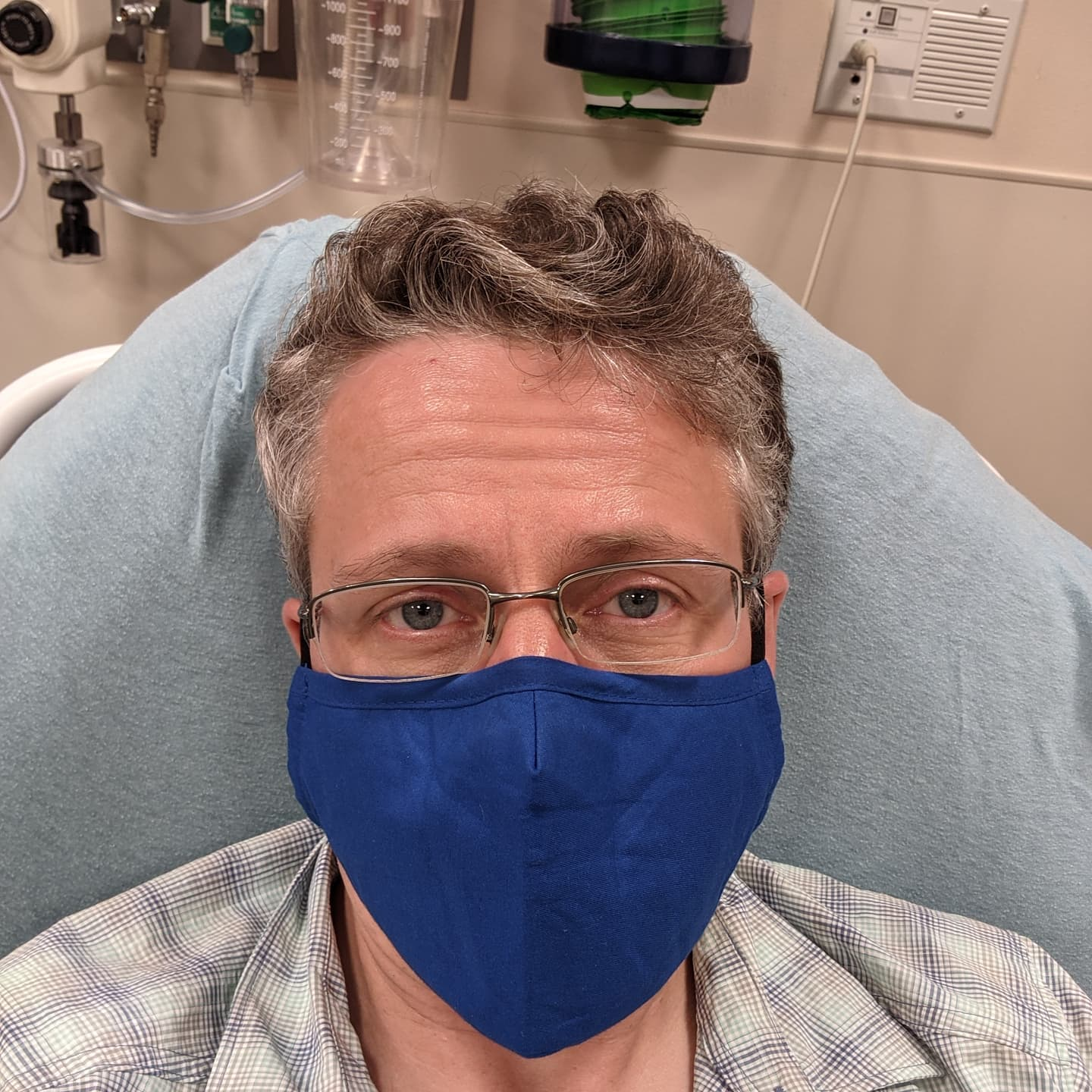 I'm all about new experiences but a night in an emergency room in Oklahoma wasn't high on my list. I've had a few hours sleep since then and now we get to find out why I ended up there.I'm ok, friends... But last night was extremely rough... Negative for a heart attack but I was showing a lot of symptoms.Kudos to the staff at Saint Anthony's who were amazing. Next week we start figuring out the why.